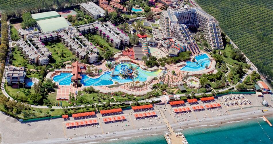 Foto - Kemer - Hotel Limak Limra Resort *****