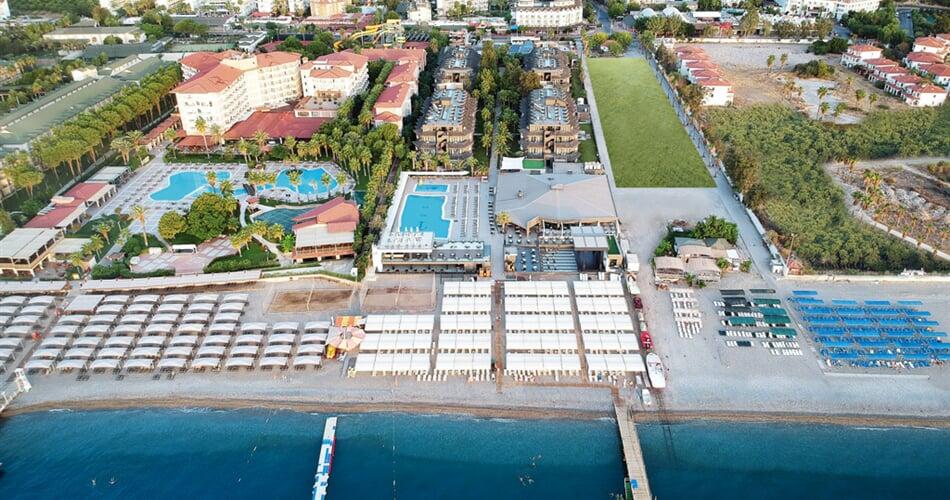 Foto - Kemer - Hotel Sailor´s Beach Club *****