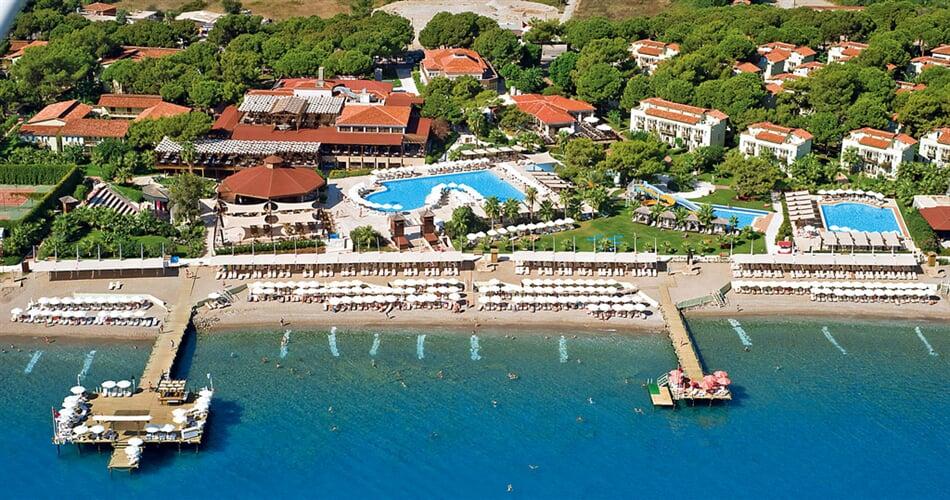 Foto - Kemer - Hotel Crystal Flora Beach Resort *****