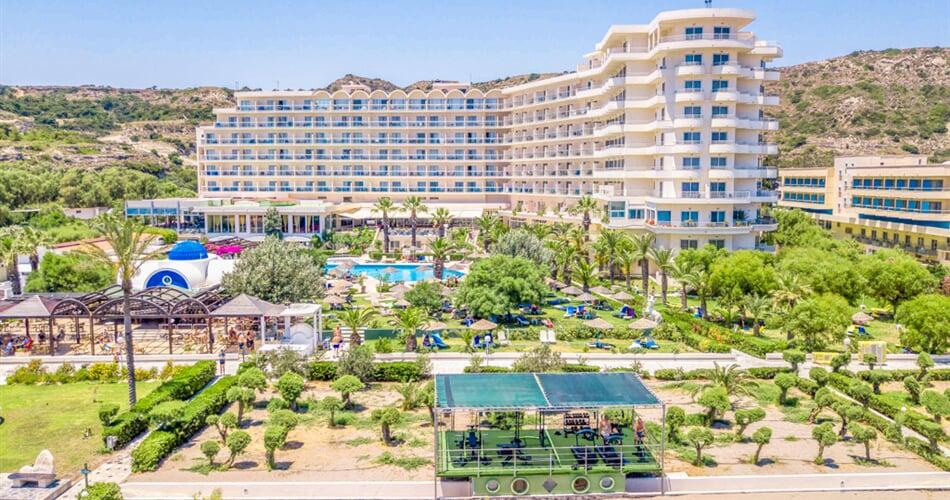 Foto - Faliraki - Hotel Pegasos Beach & Deluxe Resort Alexandria Club ****
