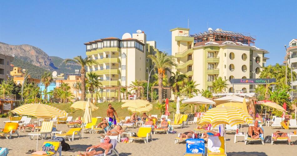 Foto - Alanya - Hotel Krizantem Alexandria Club ****