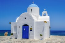 Kostel Agios Nikolaos v Protaras