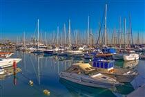 Přístaviště města Larnaka