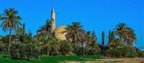 Mešita v Larnace na Kypru