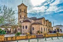 Kostel sv. Lazara - Agios Lazaros v Larnace