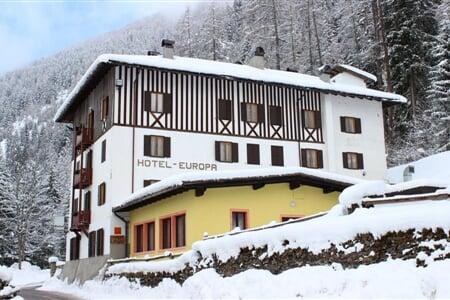 Europa hotel Pejo zima2022 (3)