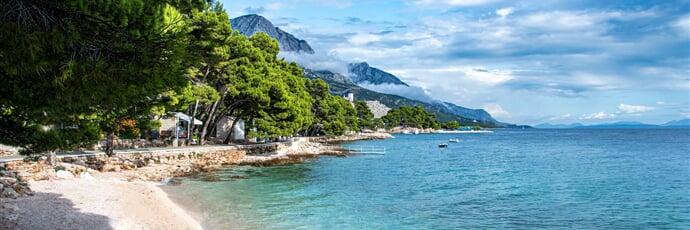 Chorvatsko do kempu