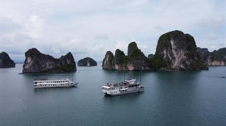 2021 Severní a střední Vietnam