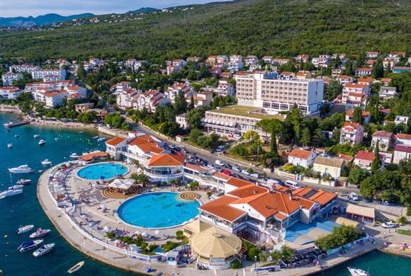 Hotel Katarina, Selce  (1)