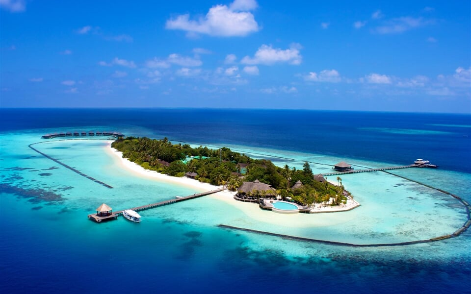 Foto - Maledivy