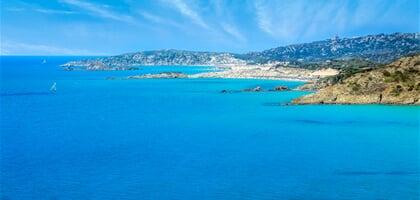 Nejkrásnější pláže Sardinie