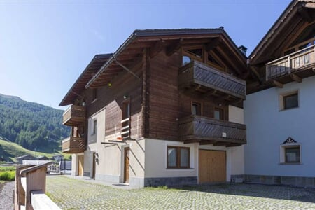 Casa Severina ESTERNO