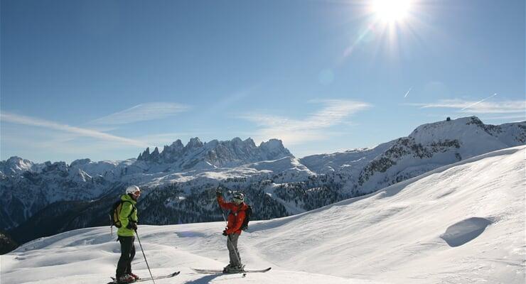 Lyžařská oblast Dolomiti Superski