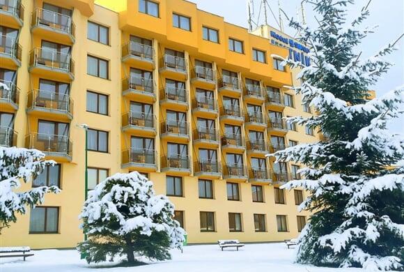 Hotel Hutník I (1)