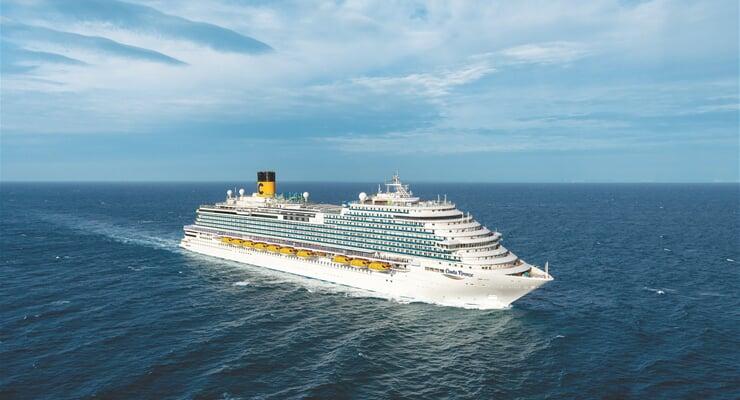 Výletní loď Costa Firenze