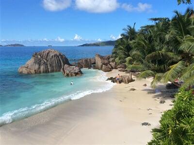 La Digue, jeden z nejkrásnějších ostrovů souostroví Seychely