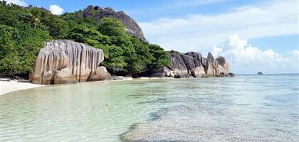 Praslin, exotická dovolená v ráji