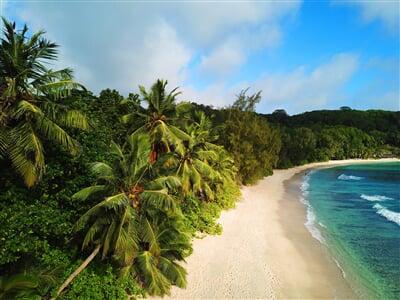 Nejkrásnější pláže světa Seychely