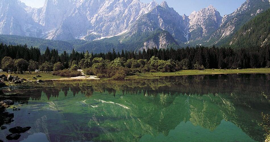 Slovinsko-Julske Alpy