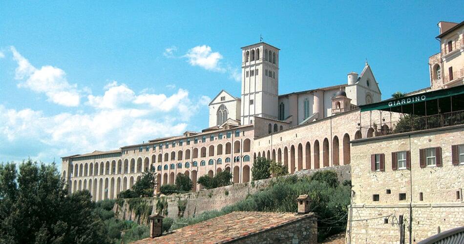 Italie_Assisi_sv frantisek