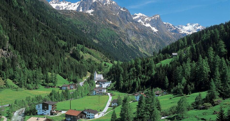 Rakousko-Pitztal