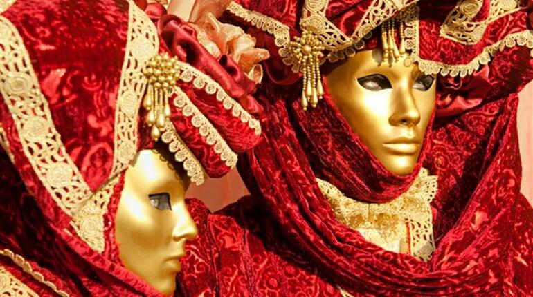 poznávací zájezd Itálie - zájezd Benátky karneval 8
