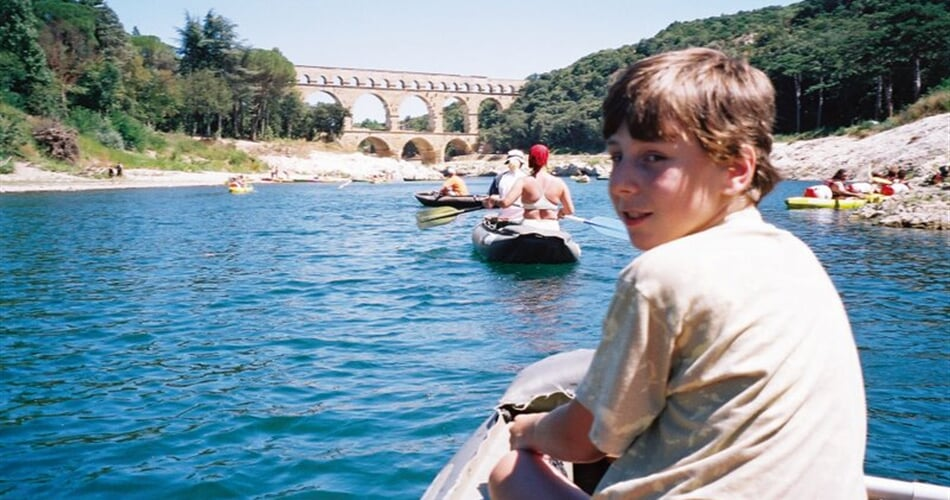 Francie_Pond du Gard