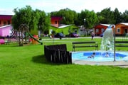 Chaty Family Resort Patince -