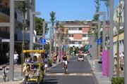 Centrum pěší zóna