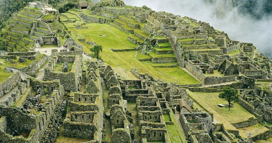 Peru - tvrz Inků