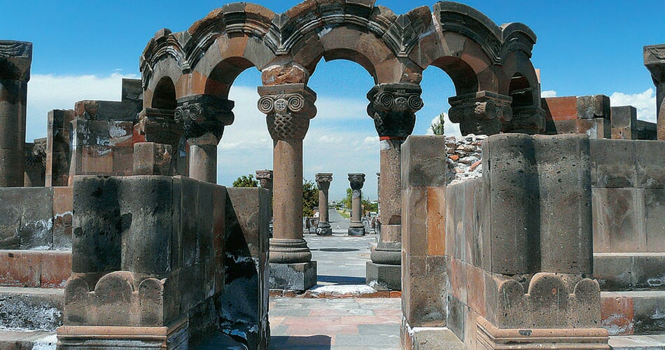 Armenie_Zvartnots 3