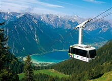 Za kouzlem bavorských a tyrolských hor a jezer
