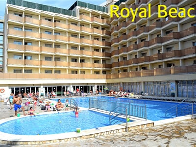 Lloret De Mar H Top Royal Beach Bus Ideal Tour