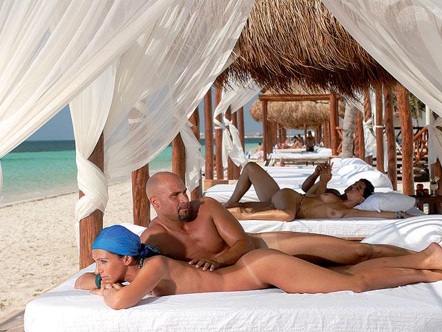 голые с курортов - 2
