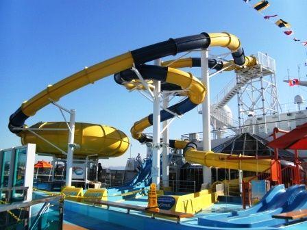 Carnival aquapark