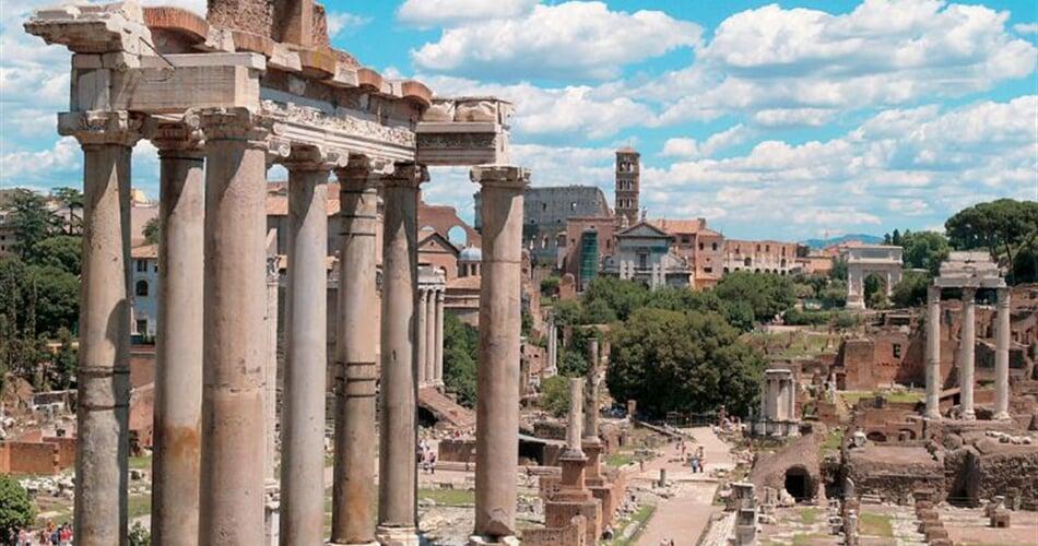 ITALIE - Rim - Lucka