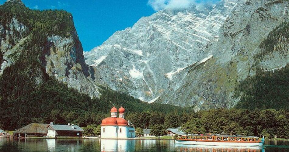 Rakousko - Konigssee