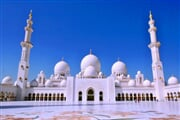 Mešita - Abu Dhabi
