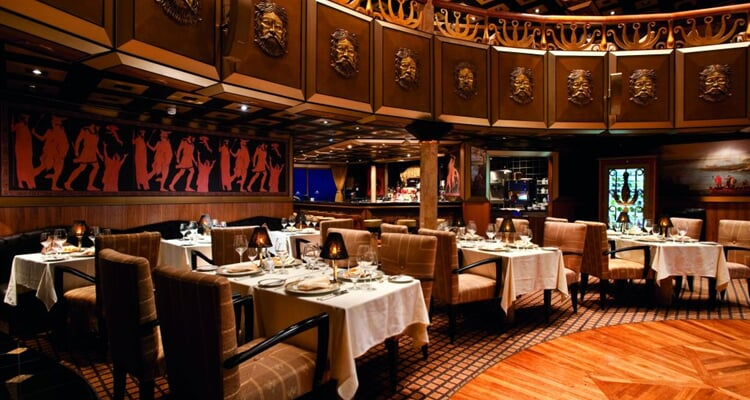07 Restaurace (Copyright of Carnival Cruise Lines)