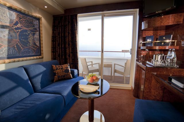 MSC Splendida, MSC Yacht Club De Luxe Suite YC1