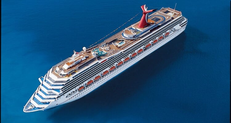 02 Carnival Glory (Copyright of Carnival Cruise Lines)