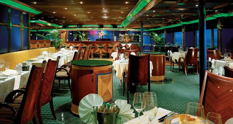 03 Restaurace (Copyright of Carnival Cruise Lines)
