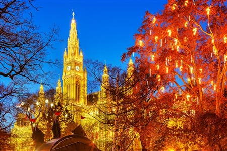 Vídeň Advent
