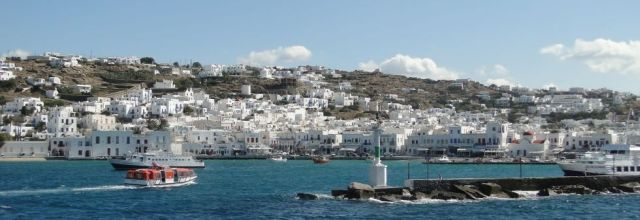 Old Port of Mykonos