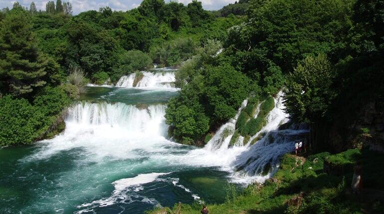 Vodopády Krka-10