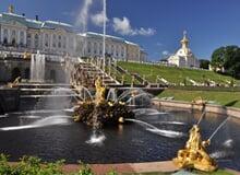 Petrohrad a Petrodvorce s návštěvou Pobaltských republik
