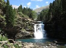 Rozmanité národní parky Pyrenejí