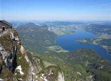 Termální lázně Bad Füssing + historická města na Innu a Dunaji, jezera Solné Komory
