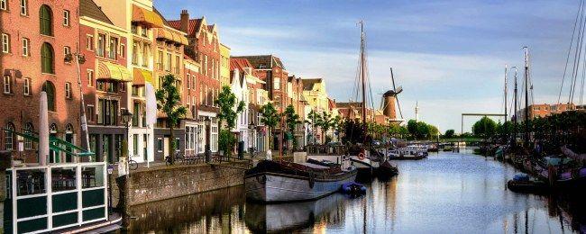 Rýn - Rotterdam