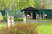 Zahrada pohádek před hotelem 1
